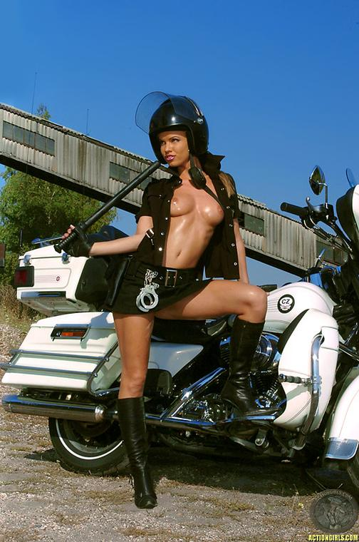 Hot police woman nude, girl xxx ass