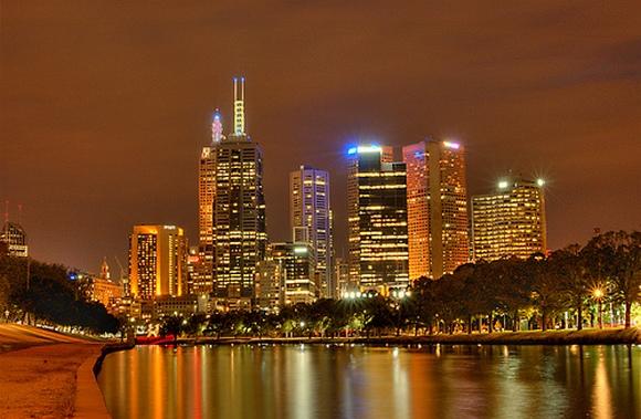 Enfes Gece Fotoğrafları 1167405356_cities_at_night_009
