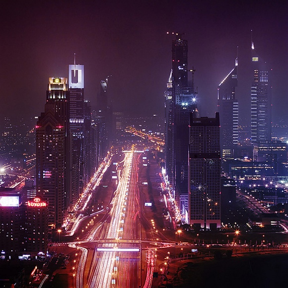 Enfes Gece Fotoğrafları 1167405362_cities_at_night_011