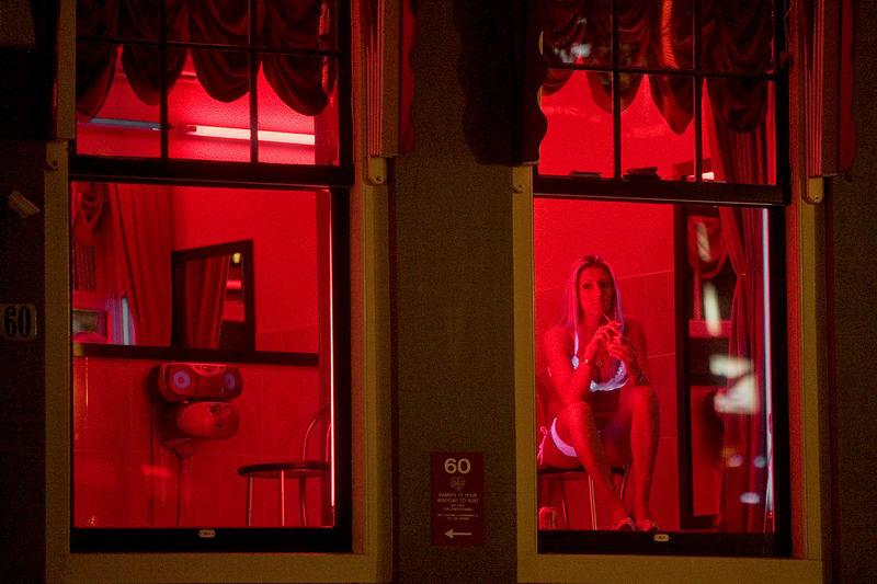 Сколько стоит проститутка в амстердаме