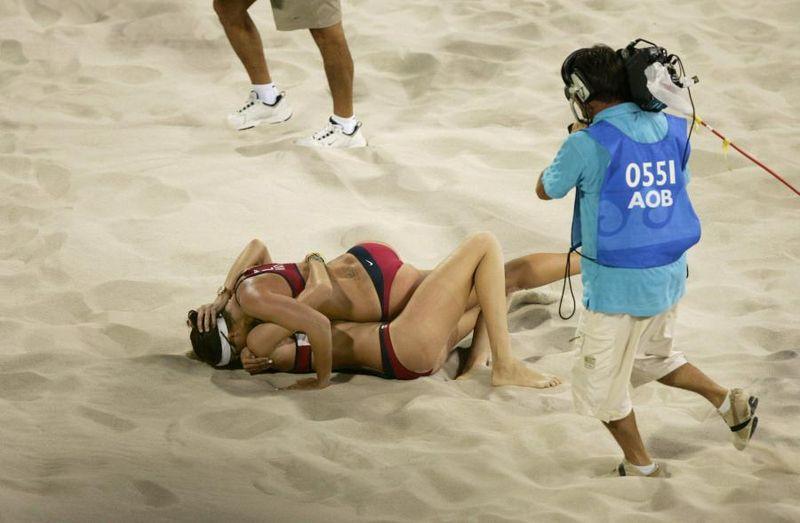 Казусные сексуальные виды у женщин в спорте — pic 12