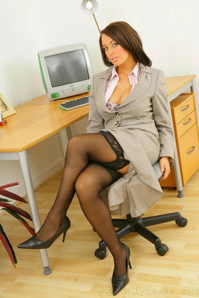 секретарша секси фото