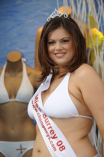 Конкурс мисс Англия 2008