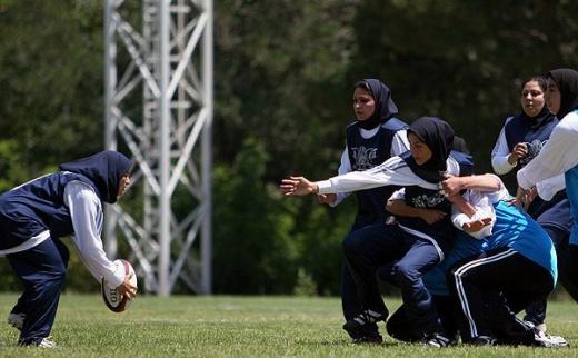Женская сборная Ирана по регби