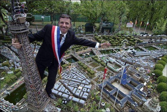Франция в уменьшенном виде