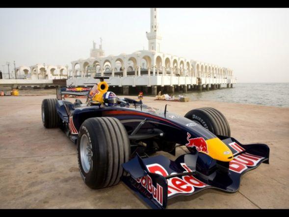 2008 Red Bull RB4 F1