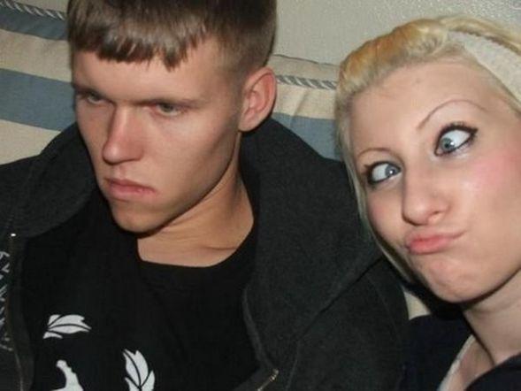 Забавные лица :)