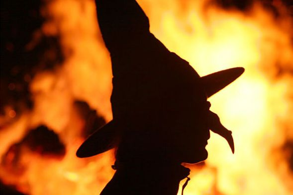 Вальпургиева ночь - праздник немецких ведьм