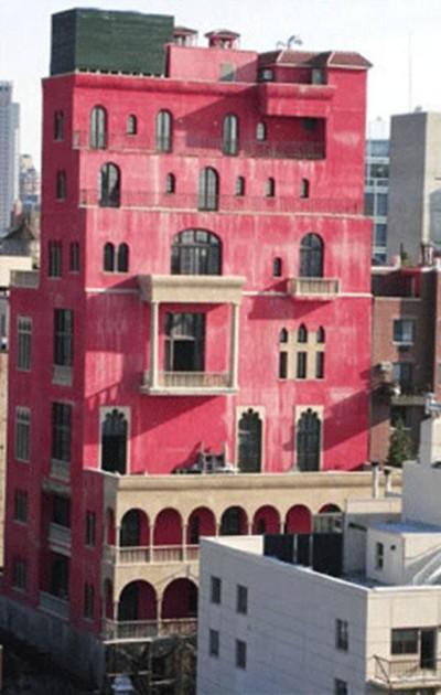 Апартаменты Ричарда Гира в Нью-Йорке выставлены на Sotheby's
