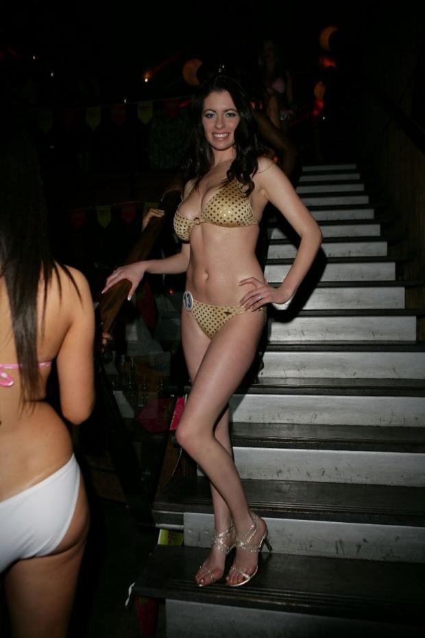 На Гавайях прошел  конкурс Мисс бикини 2008