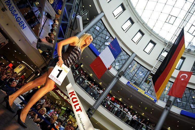 "Конкурс красоты ""Мисс Евро-2008 по футболу"""