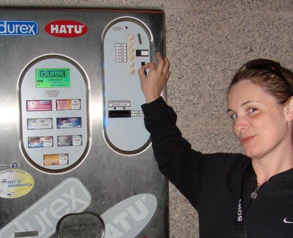 Что продают в автоматах Японии