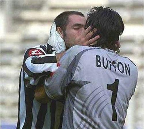 Футбольные страсти :)