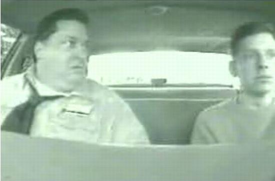 Самый лучший инструктор по вождению :)