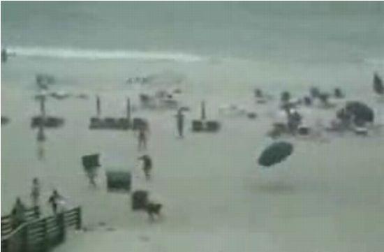 Летающие зонтики :)