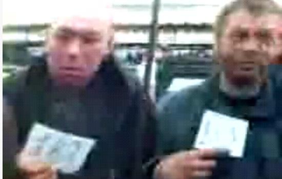 Украинская милиция поймала опасных преступников