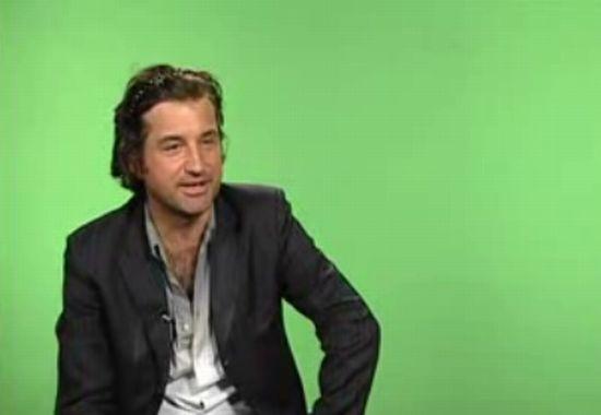 Отар Кушанашвили дает интервью