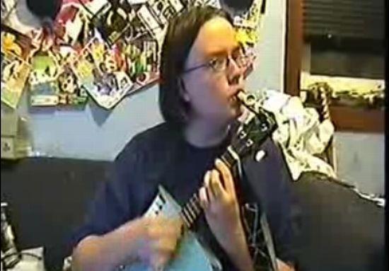 Вот это музыкальный инструмент :)
