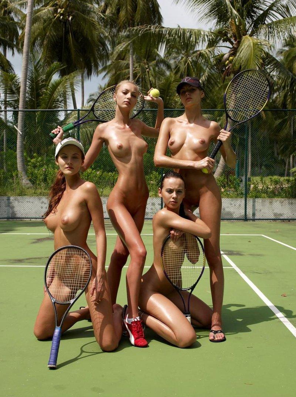 Секс в теннисном зале 18 фотография