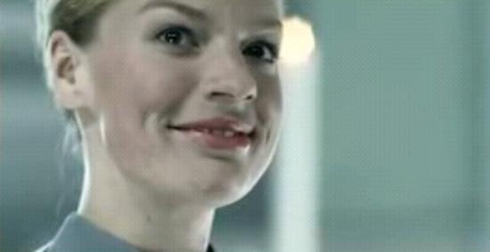 Реклама сайта знакомств на шведском ТВ