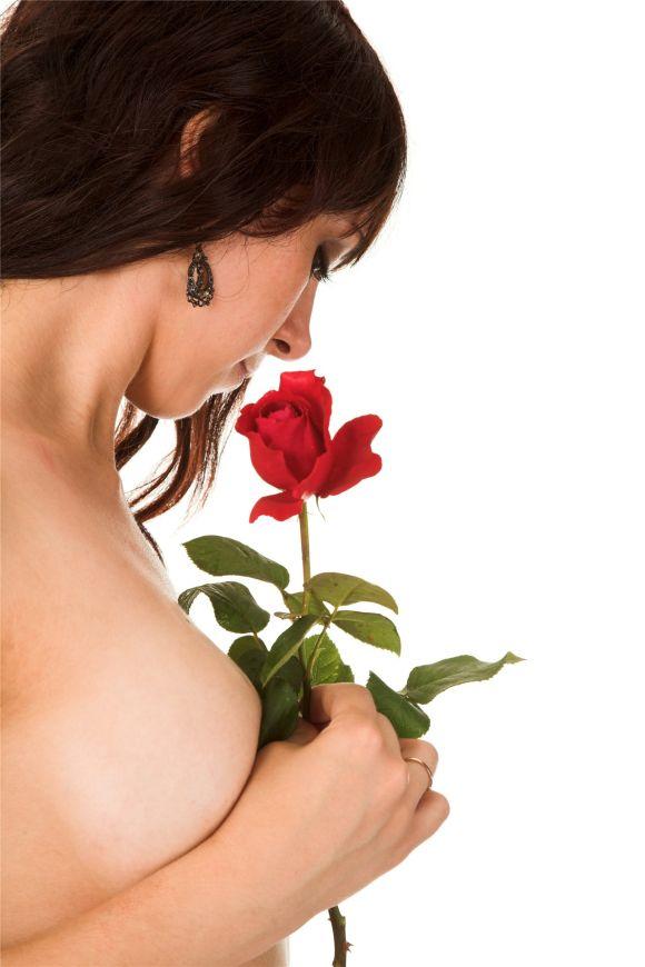 Девушки и розы. Очень красивые фотки