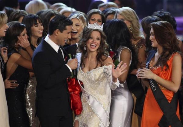 Мисс Америка 2009