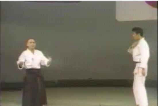 Мастер айки-до