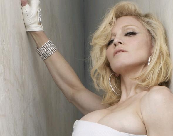 Новый фотосет Мадонны