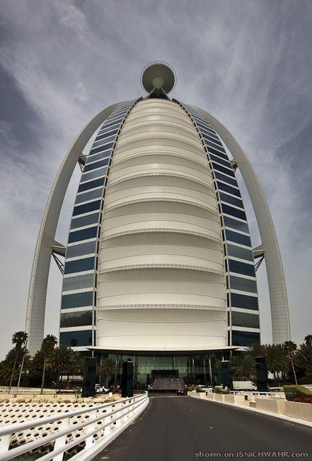 Отель Бурдж аль-Араб
