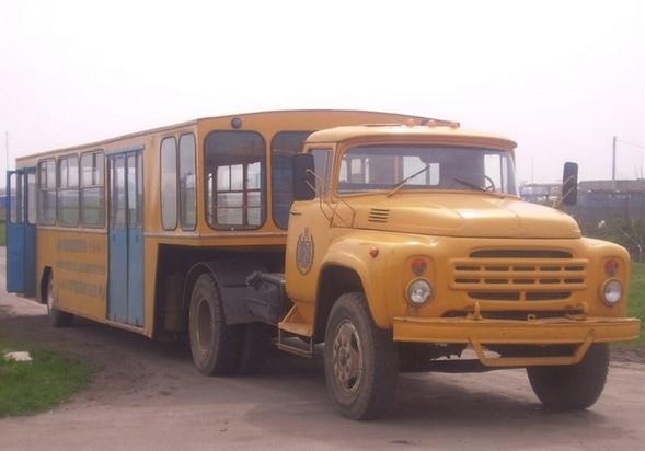 Чудо автобус из Одессы