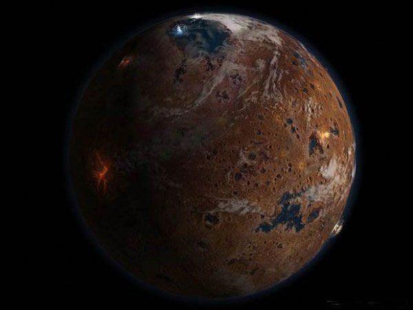 Ближайшая к нам планета... Марс