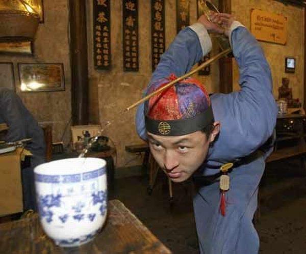 Тонкости чайной церемонии в Китае