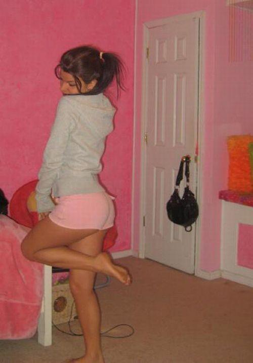 Jessica Lynn Valerio - самая известная попка интернета