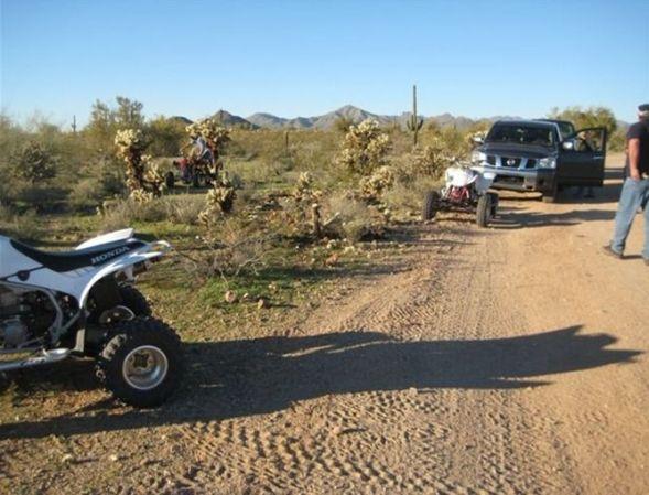 Чем может отличаться авария в пустыне от аварии в городе