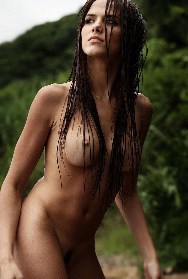 Naked girl blackberry theme — photo 8