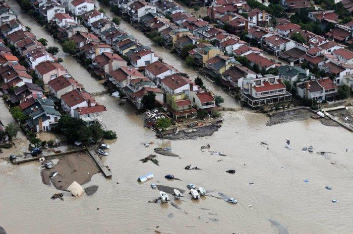 Потоп в Турции