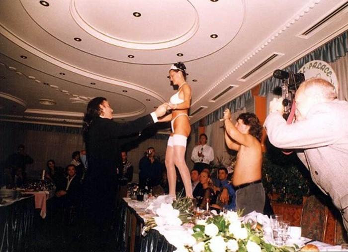 открыл, русский свадебный разврат булочки, что невозможно