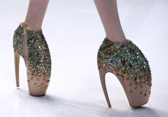 Как вам туфельки такие? :)