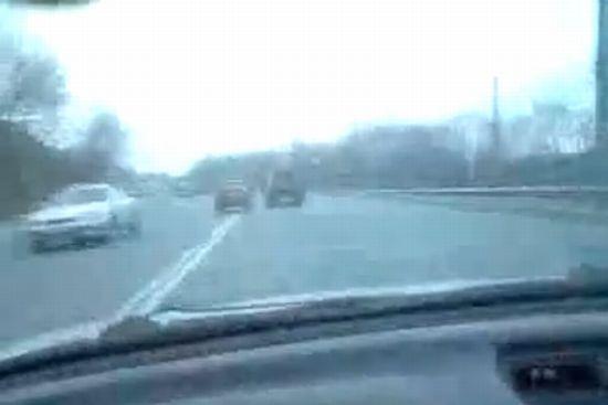 Погоня за нарушителем во Владивостоке