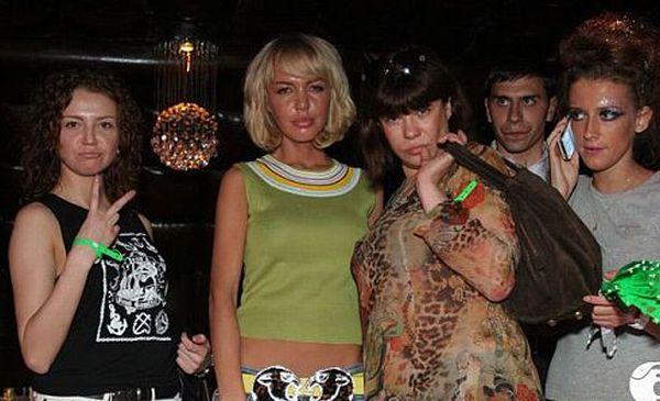 Королевы ночных клубов