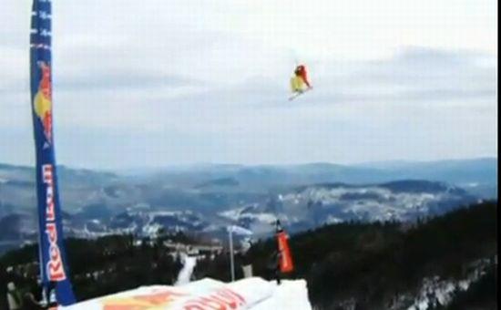 10 лучших прыжков и падений