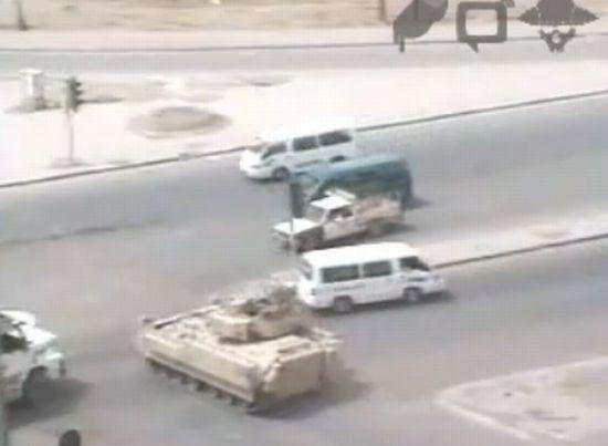 На дороге в Ираке
