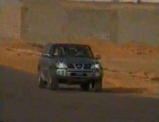 Как ездят арабы