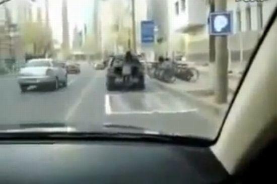 Если негде парковаться