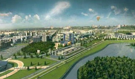 Спортивная столица России