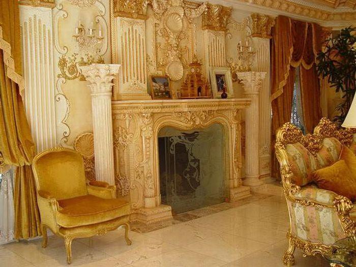 Дворец президента Зимбабве