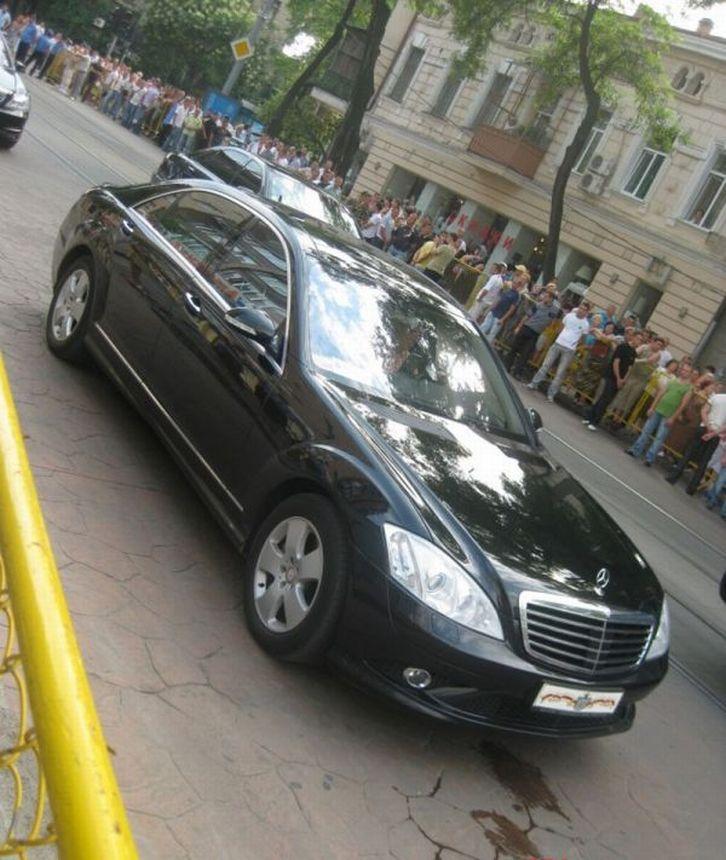 На чем ездил по Одессе Святейший Патриарх Московский