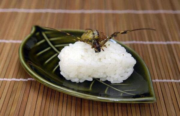 Стали бы есть такое суши?