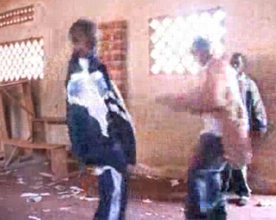 Трейлер одного боевика из Уганды