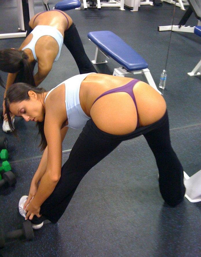 Фото девушек фитнес секс 3 фотография